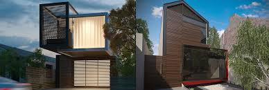Narrow Block House Designs  amp  Home Builders   Plans MelbourneDesigning  amp  Building On Narrow Blocks