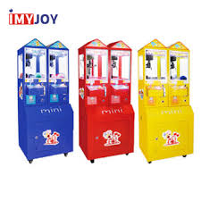 Toy Vending Machine For Sale Mesmerizing Coin Operated Mini Toy Claw Crane Vending Machines For SaleKey