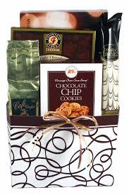 chocolate cocoa swirl basket
