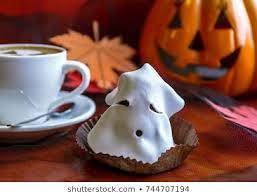 • ¼ cup of brewed espresso. Themed Sweets Coffee Shop Halloween Cake Stock Photo Edit Now 744707194