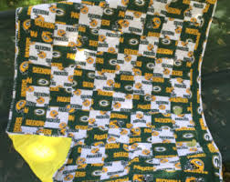 Packers quilt | Etsy & Green Bay Packers baby quilt Adamdwight.com