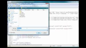 46 Creating a Joomla Template - the index.php file -Part 1 - YouTube