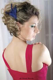 Populaire Coiffure Mariage Cheveux Carré Plongeant Ka74