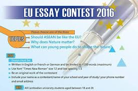 eu essay contest european external action service eu essay contest 2016