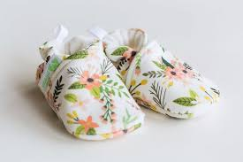 Amazon Com Little Pitterpat Organic Cotton Baby Shoes