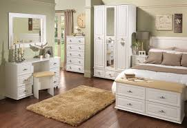 bedrooms with white furniture. With Provencal Rattan Bed White Furniture Bedrooms On Cute Bedroom Decorating