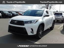 2018 New Toyota Highlander SE V6 FWD at Fayetteville Autopark, IID ...