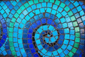 mosaic tile patterns. Delighful Tile Mosaic Scroll Pattern  Popular Tile Intended Patterns O