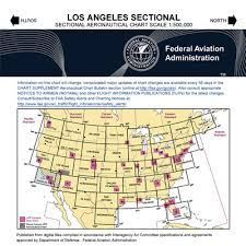 Vfr Los Angeles Sectional Chart