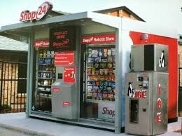 Shop 24 Vending Machine Franchise