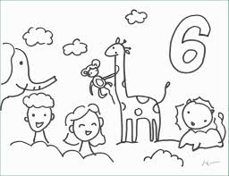 Creation Day 6 Coloring Page Unique 7 Days Creation Coloring Pages