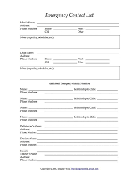 Free Printable Forms For Single Parents File Organizing Paper