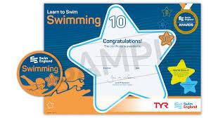 Swim Goals Chart Learn To Swim Stages 8 10 Swim England Learn To Swim Programme
