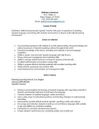 Resume In Spanish Gorgeous Resume Examples In Spanish Resume Examples Pinterest Resume