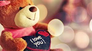 i love you teddy bear jpg