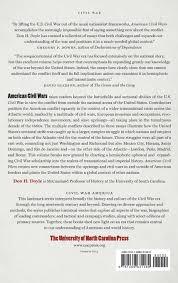 american civil wars the united states latin america europe and american civil wars the united states latin america europe and the crisis of the 1860s civil war america don h doyle 9781469631080 amazon com