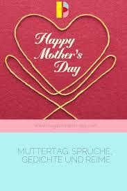 Muttertag Klar Mama Hat Man Das Ganze Jahr über Lieb Trotzdem Mit