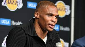 Los Angeles Lakers guard Russell ...