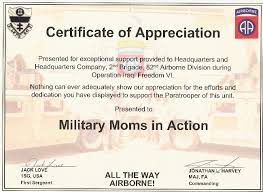 Military Certificate Templates Certificate Of Appreciation Verbiage] Certificate Of Appreciation 91