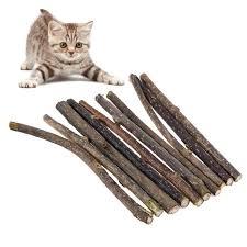 10pcs Pure Natural Catnip <b>Pet</b> Cat Chewing <b>Toys Molar</b> Toothpaste ...