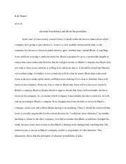 week essay descartes meditation vi kyle makey descartes  1 pages week 10 essay alternate possibilities