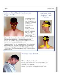 Professional Pressure Point Chart Free Download