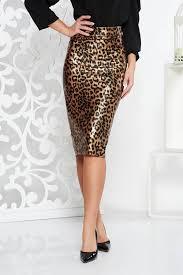 prettygirl brown clubbing midi pencil skirt from e s041302 1 404536 jpg