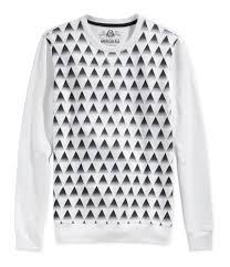 American Rag Mens Pyramid Sweatshirt