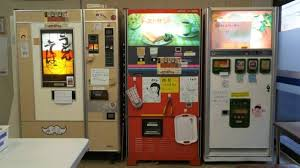 Another Name For Vending Machine Inspiration Welcome To The Japanese Vending Machine Restaurant With No Staff