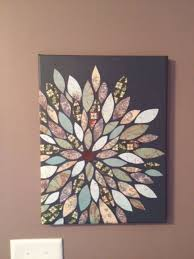 diy wall art ideas and do it yourself wall decor for living room bedroom bathroom teen rooms scrapbook flower wall art cheap ideas for those on a  on cool wall art ideas with 76 brilliant diy wall art ideas for your blank walls pinterest