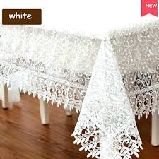 magnificent round lace tablecloths m0390359 lace tablecloth round romantic white lace tablecloth embroidered rectangle round table