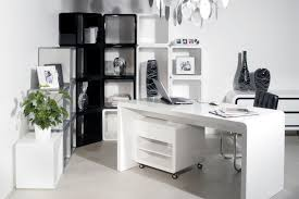 office desk contemporary. Contemporary Office Desk. White Home Furniture Desk Decorating A Small Space Tables Cabinets C
