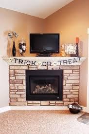 Gas corner fireplace 7