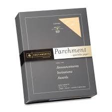 Southworth Laser Print Parchment Paper - Walmart.com