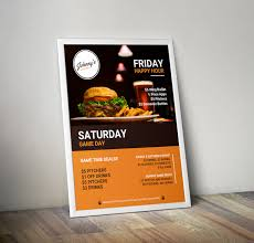 Good Flyers Examples Effective Flyers Examples Dious Design