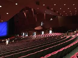 Seating In The Theater Picture Of Segerstrom Center For