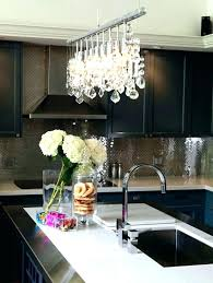 kitchen chandelier lighting kitchen islands chandelier height over island one light intended for lighting remodel kitchen