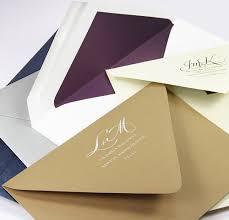 Envelope Wedding Wedding Invitation Envelopes Rome Fontanacountryinn Com