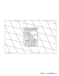 Small Picture GERMAN STATE FLAGS coloring pages Coloring pages Printable