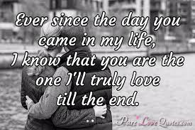 Life And Love Quotes Best Life Love Quotes PureLoveQuotes