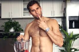 Peruvian Chef Franco Noriega Has Nearly Naked Cooking Videos The.