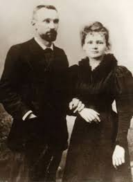 Pierre & Marie Currie As A Young Couple In Paris | Marie curie, Women in  history, Marie and pierre curie