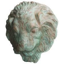 lion wall art best of good directions handmade lion wall sculpture 1720f save