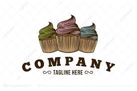 Cupcake Shop Logo