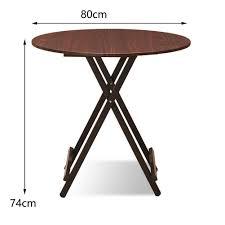 Couleur Style 3 Tables Wnq Bureau En Bois Pliant Cuisine Traiteur