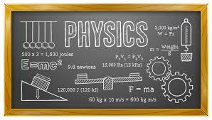 physics science school education blackboard