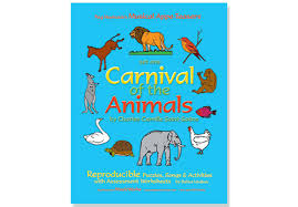 Animal Activity Chart Music In Motion Carnival Of The Animals Activity Kit