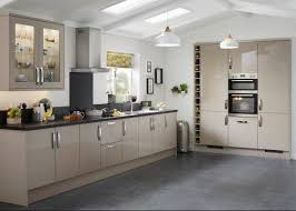 Stone Kitchen Glendevon Stone Contemporary Kitchen From Howdens Joinery Youtube