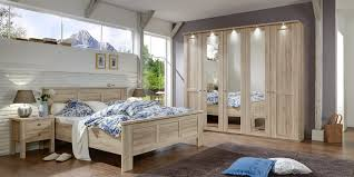 Schlafzimmer Von Wiemann Bergamo Eiche Sägerau
