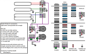 can i get some help getting a wiring schematic made talkbass com pardon the double post here s the wiring this was a bit of a challenge to wire up